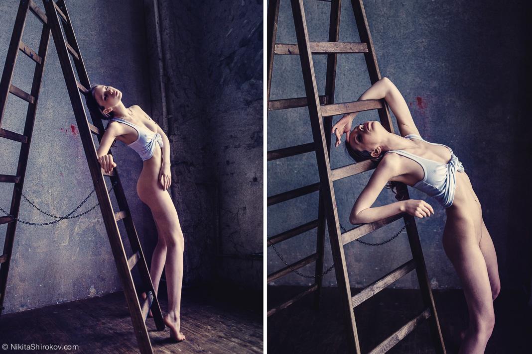 Фотосессия в студии Москва-14