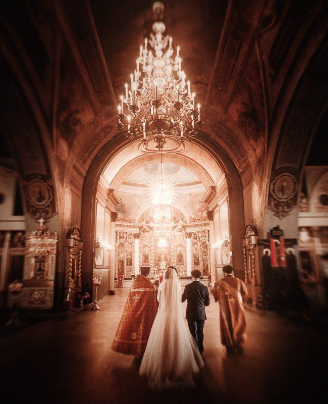 Свадебные фотосессии в Москве