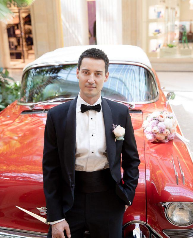 свадебный фотограф в Москве Никита Широков