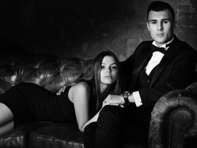 Фотосессия для пары в Москве